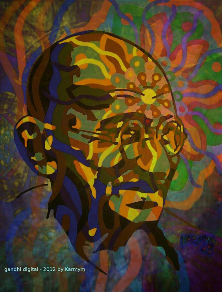 gandhi digital 2012